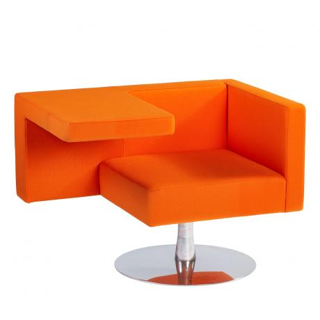 Offect Solitaire Fauteuil, Orange