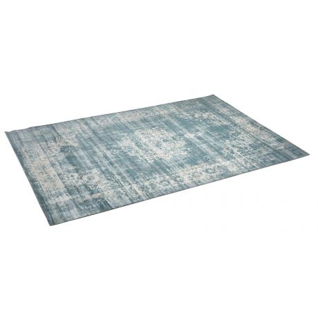 Tapis Medaillon Grey Blue